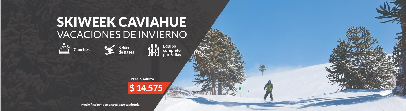 Ski week Caviahue
