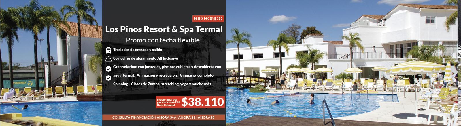 Los Pinos Resort