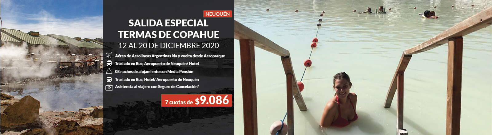 Salida especial Copahue
