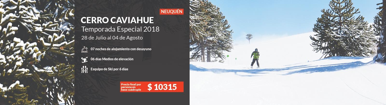 Caviahue Skiweek - Temporada Especial