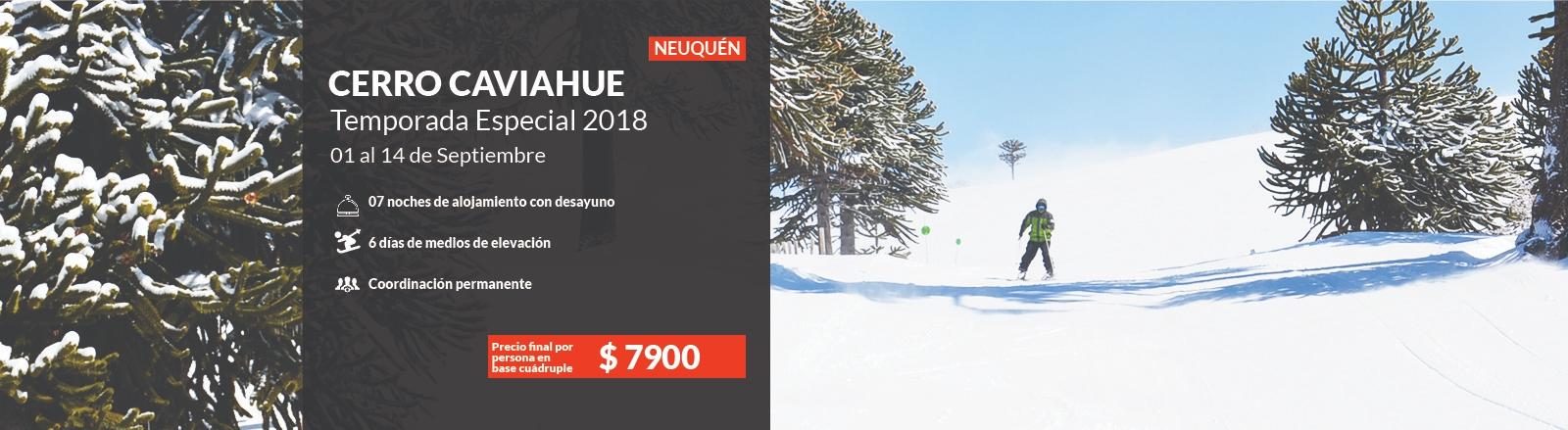 Skiweek Caviahue