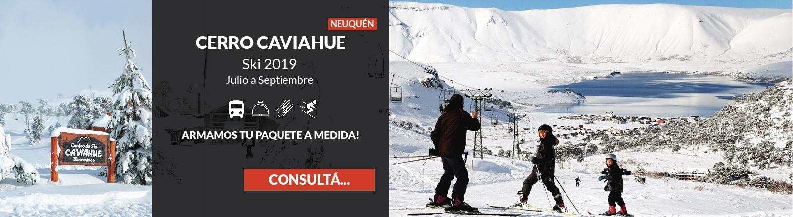 Ski Caviahue