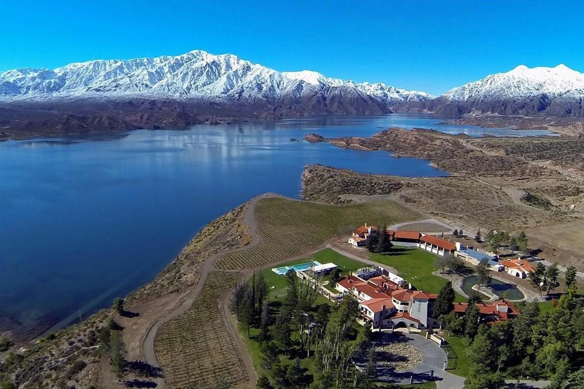 Cacheuta/ Potrerillos  Un nuevo túnel crea un circuito turístico integral en Mendoza