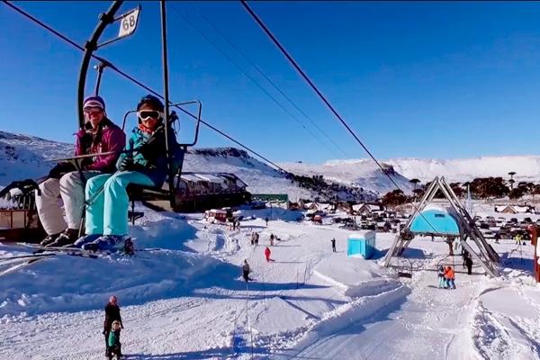 Caviahue (Neuquén) el destino ideal para disfrutar el invierno