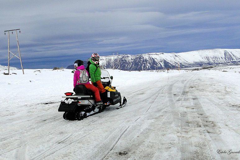Copahue, una experiencia Antártica