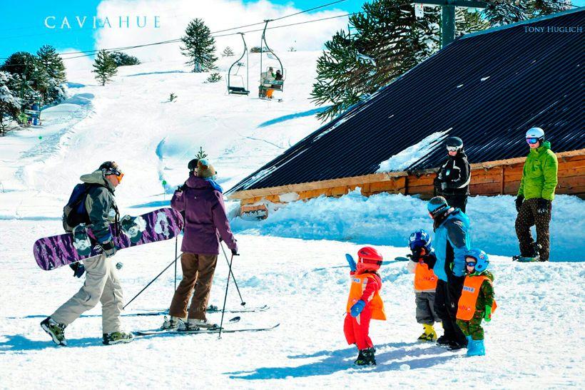 Razones para visitar Caviahue en invierno y verano