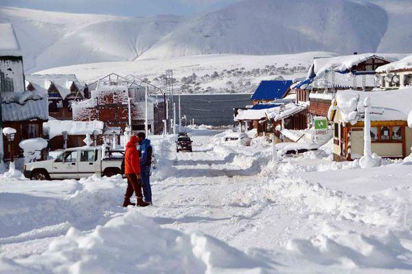 Caviahue - Neuquén: El Pueblo Nieve de Sudamérica
