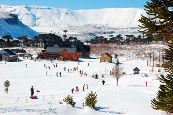 3ª Fiesta Provincial de la Nieve en Caviahue