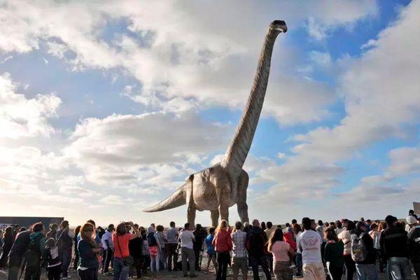Patagotitan Mayorum- el dinosaurio más grande del Mundo