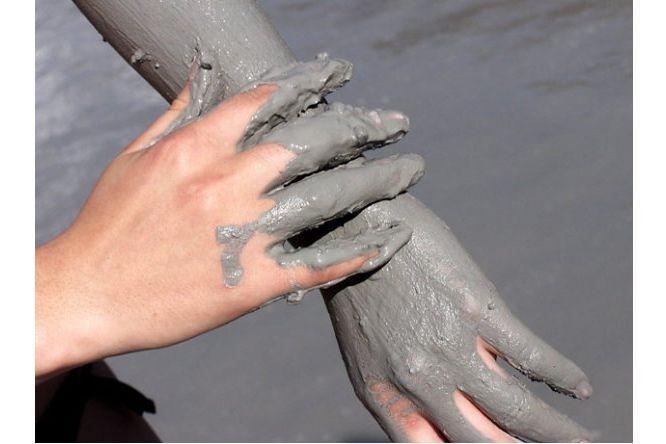 Buscan resguardar los fangos termales de Copahue
