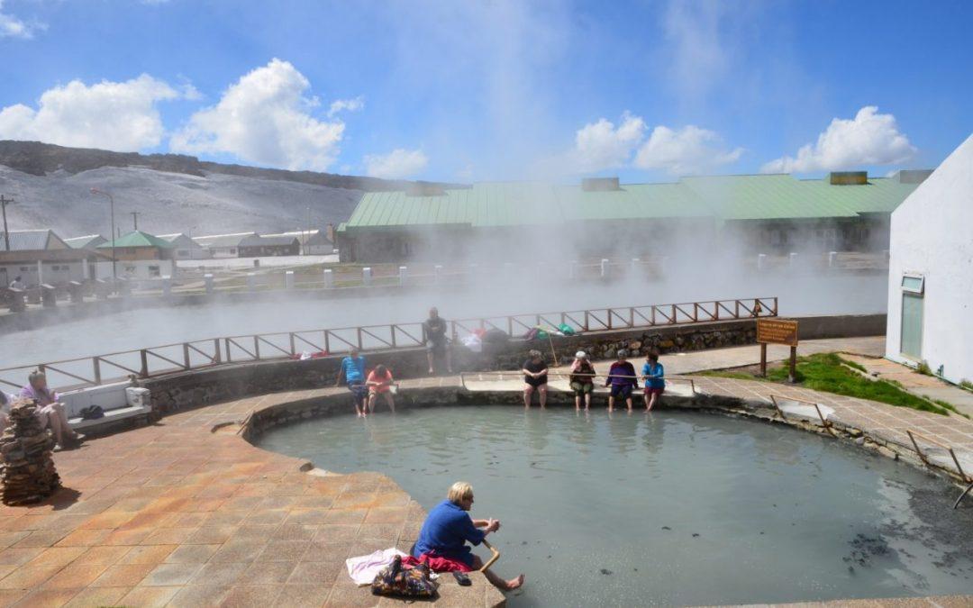 Copahue: Un destino de energía en un paraíso volcánico
