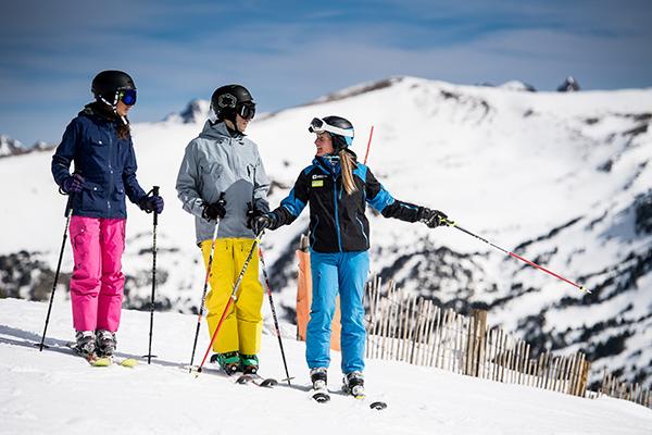 Ski de fondo: Exc. y travesías en ESQUÍ NORDICO