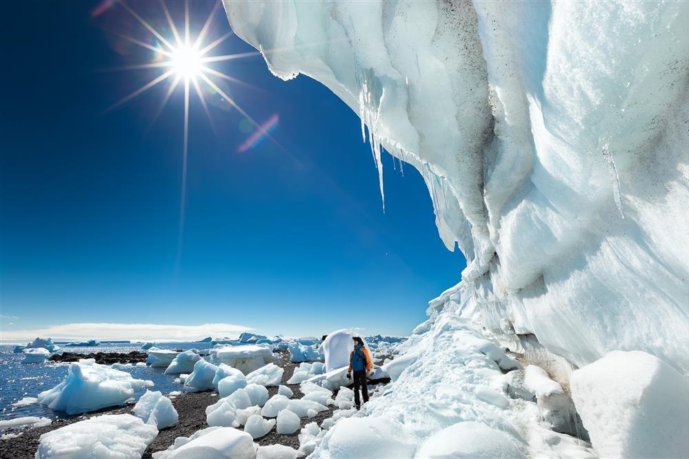 Antártida Express - Descubriendo la Península Antártica y las Islas Shetland del Sur