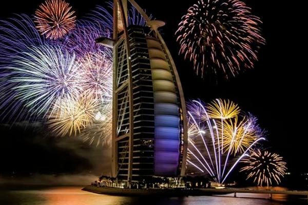 Viví Dubai en Fin de Año