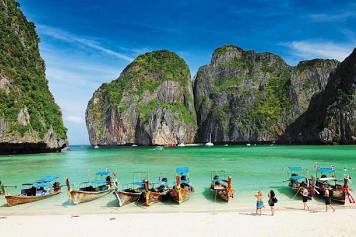Playas de Tailandia con Dubai - Salida Grupal 2019