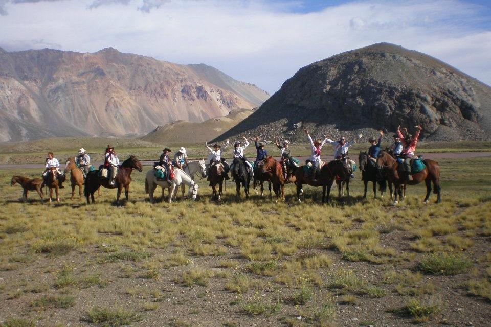Cruce de los Andes - Malargüe (Mendoza)