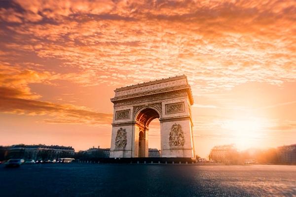 París, Países Bajos y del Este - Europa
