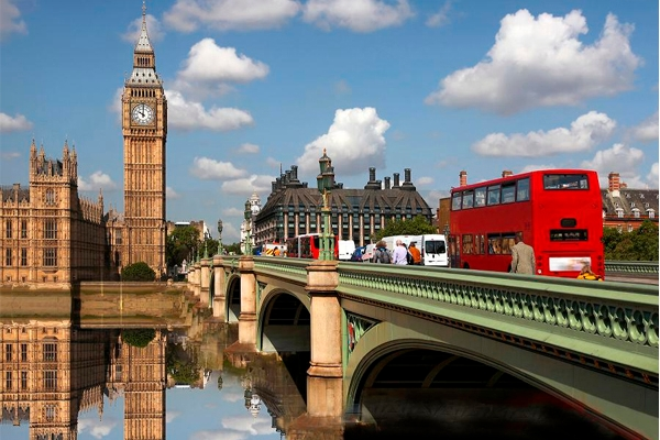 Londres, Amsterdam y Capitales Imperiales - Europa