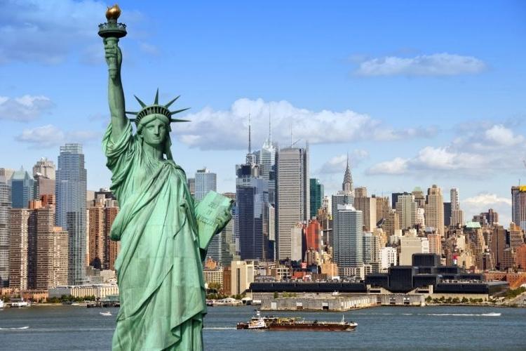 Joyas del Este con Nueva York- Estados Unidos