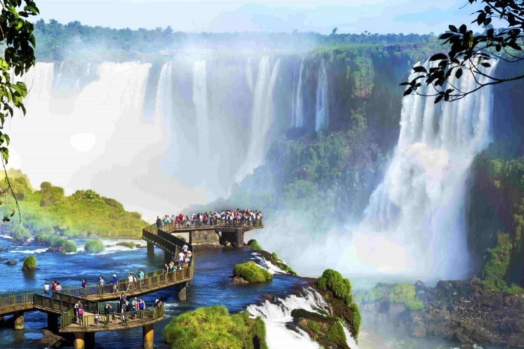 Navidad en Cataratas del Iguazú