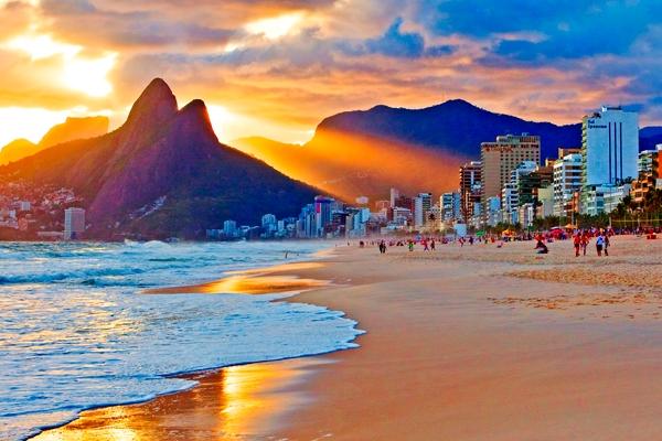 Semana Santa en Río de Janeiro - Brasil