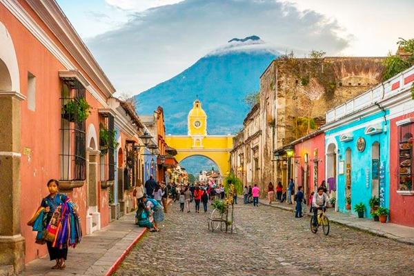 Guatemala con Altiplano