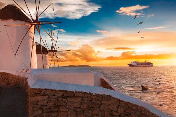 Islas Griegas con Crucero y Emiratos
