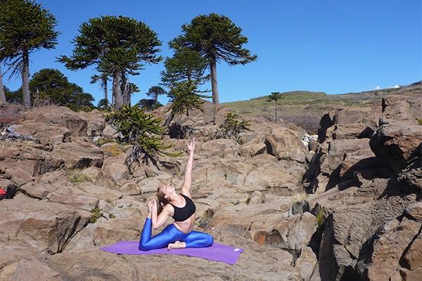 Yoga y meditación en Caviahue - Neuquén