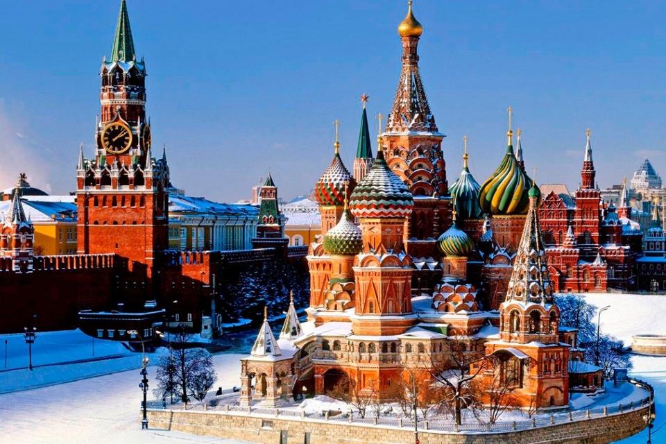 Lo Mejor de Rusia con Dubai