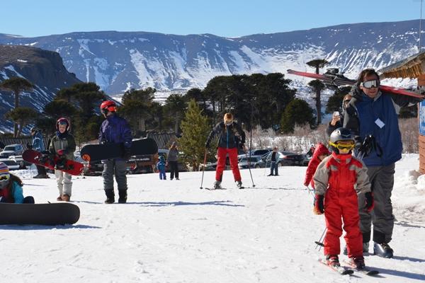 Ski en Caviahue (Neuquén)- Temporada Baja