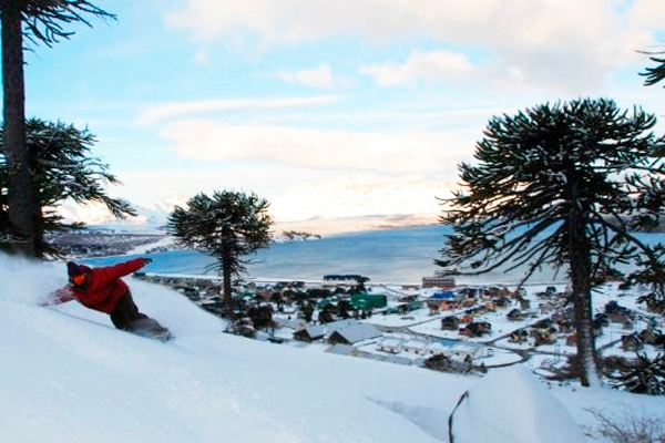 Ski en Caviahue (Neuquén) - Temporada Media