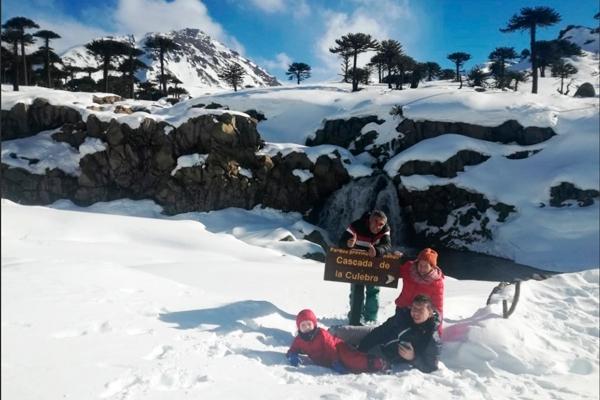 Nieve + Excursiones en Caviahue - Neuquén
