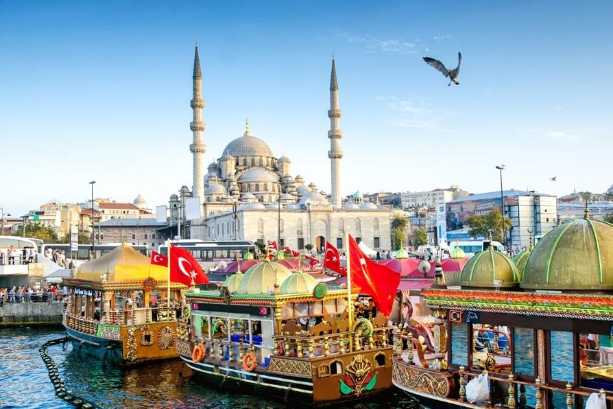 Sentí Turquía