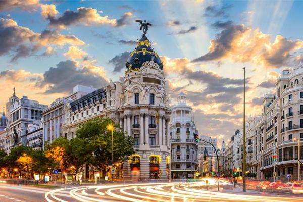 Madrid y Portugal