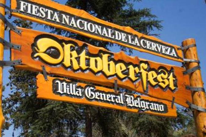 Oktober Fest 2019 - Villa General Belgrano | Córdoba