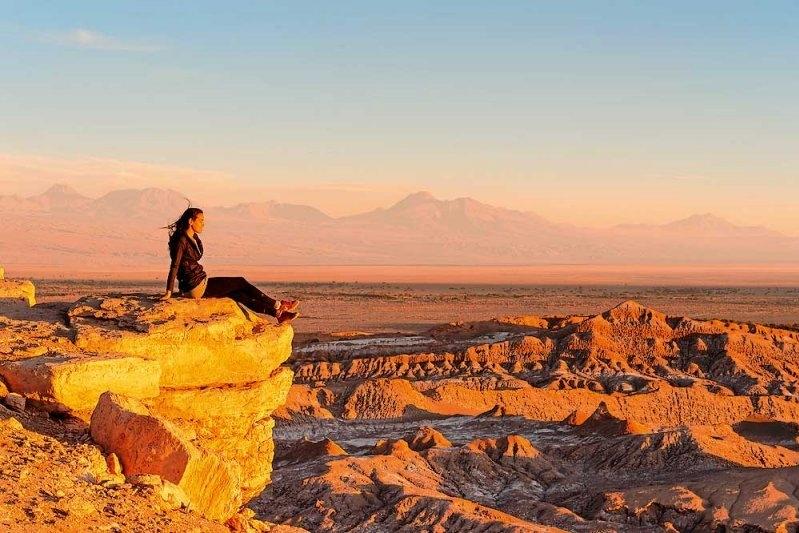 Atacama Imperdible con Santiago - Chile