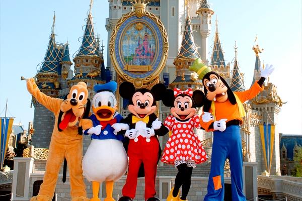 Disney en Familia - EEUU 2020