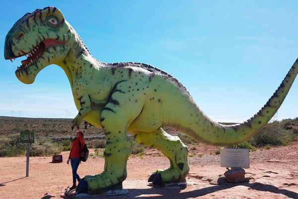 Dinosaurios Neuquinos