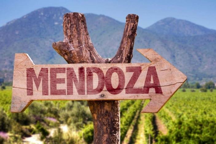 Termas de Cacheuta con Mendoza