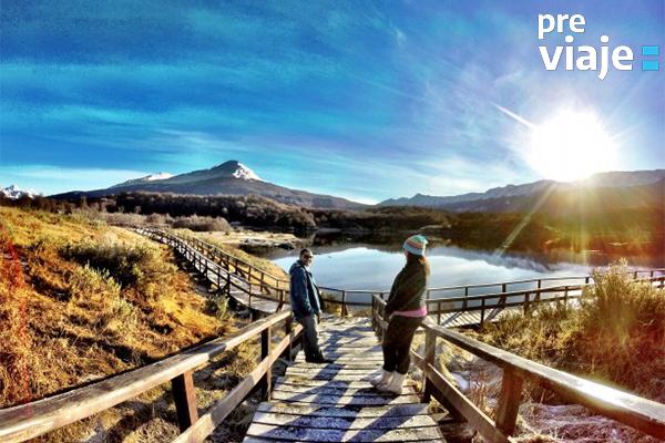 El Calafate y Ushuaia