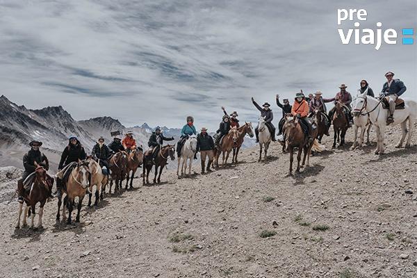 Cabalgata Valle Hermoso | Mendoza