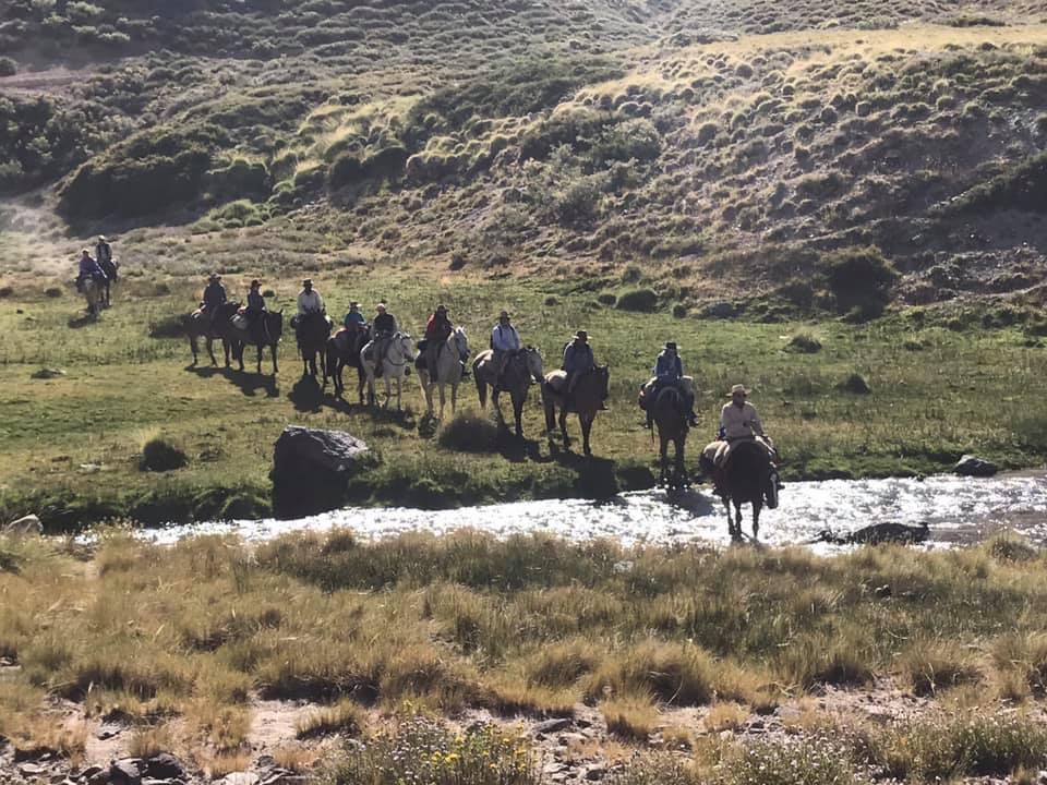 Cabalgata Viven, Valle de las  Lágrimas | Mendoza