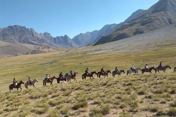 Cabalgata Semana Santa 2021 | Mendoza