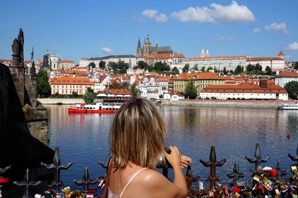Berlin, Praga, Budapest y Viena