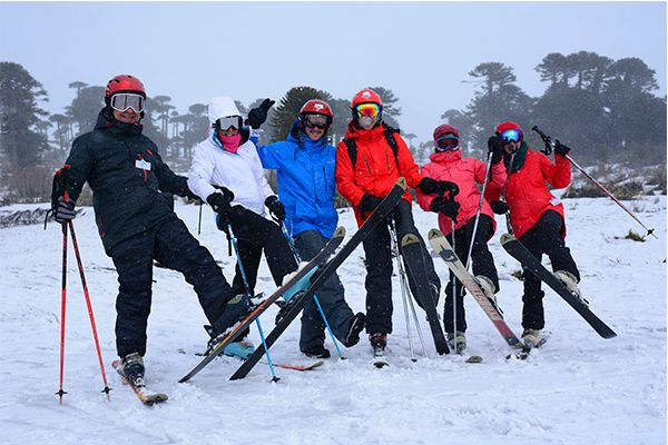 Skiweek en Caviahue - Vacaciones de Invierno