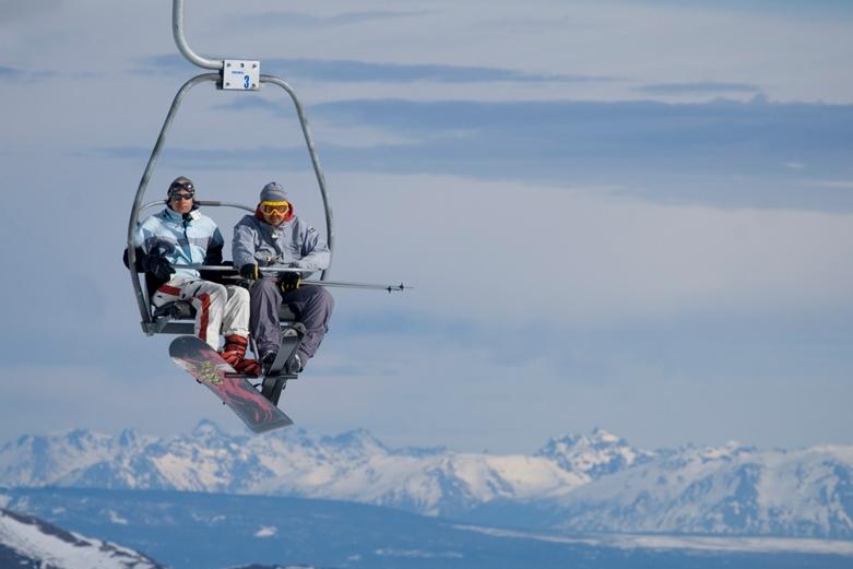 Ski en La Hoya| Esquel (Chubut)