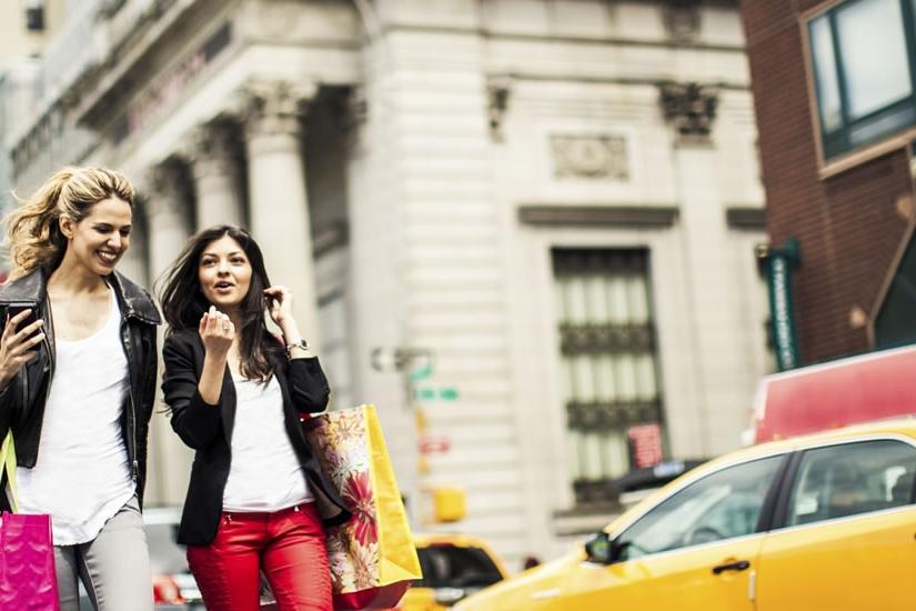 New York Tour de compras *Black Friday* - EEUU