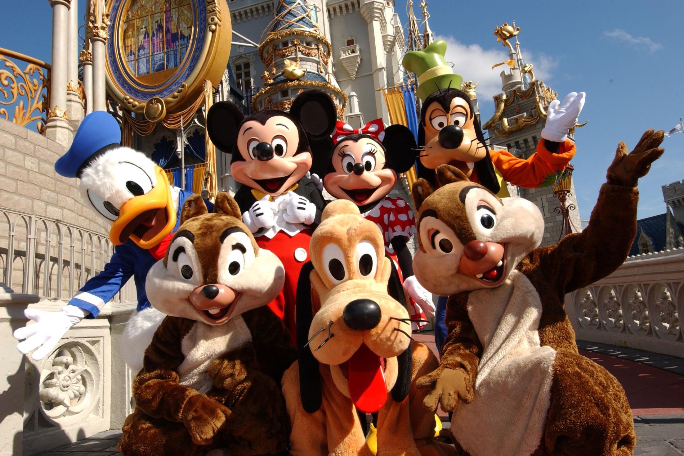New York & Disney