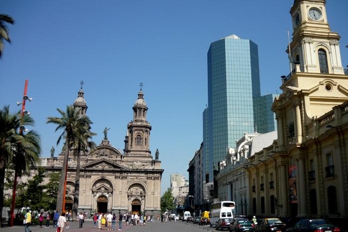 Santiago de Compras - Chile