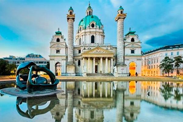Londres, París y Ciudades Imperiales - Europa